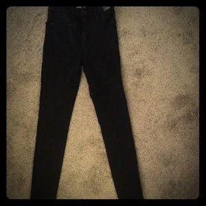 Abercrombie High rise Super skinny Jean